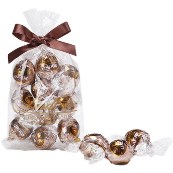 リンツ Lindt チョコレート チョコ スイーツ ギフト リンドール・カプチーノ10個入り