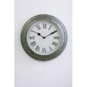 COVENT GARDEN ブリキ・ウォールクロックS 壁掛け時計 BR-31