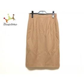ダックス DAKS スカート サイズ70-95 レディース ライトブラウン     スペシャル特価 20191024