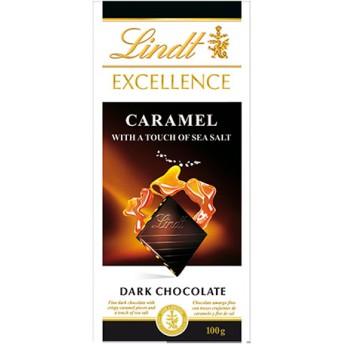 リンツ Lindt チョコレート ハイカカオ カカオ チョコ スイーツ ギフト エクセレンス キャラメルシーソルト