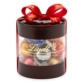 リンツ Lindt チョコレート チョコ スイーツ ギフト リンドールギフトボックス12個入り/6種