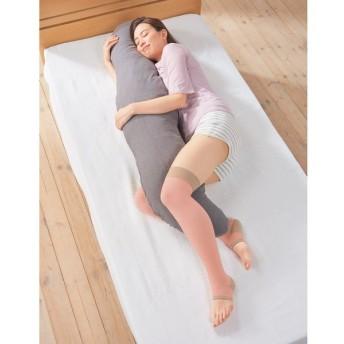おやすみむくみとりサポーター 同色2足組 M44202