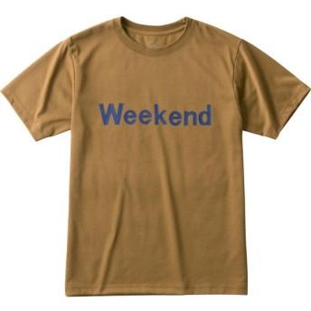 THE NORTH FACE ノースフェイス S/S Weekend Life Tee ショートスリーブ ウイークエンド ライフ ティー NT31807 ブリティッシュカーキ