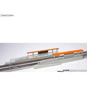 『新品即納』{RWM}23-140 UNITRACK(ユニトラック)/UNITRAM(ユニトラム) 路面電車用プラットホームセット(左/右各1入) Nゲージ 鉄道模型 KATO(カトー)(20130831)