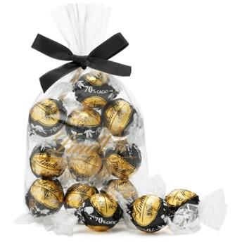 リンツ Lindt チョコレート ハイカカオ カカオ チョコ スイーツ ギフト リンドール 70%カカオ 10個入り