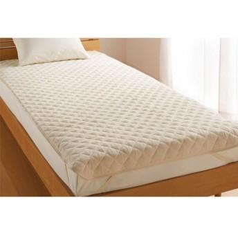 セミダブル(ふわふわ今治タオルの寝具シリーズ 敷きパッド) 674906