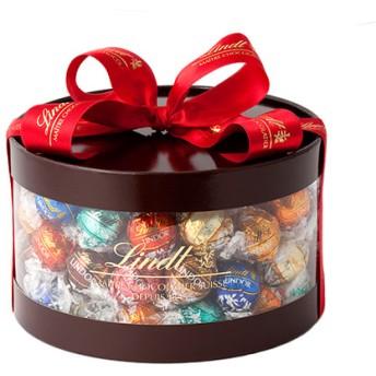 リンツ Lindt チョコレート チョコ スイーツ ギフト お中元 リンドールギフトボックス80個入り/10種