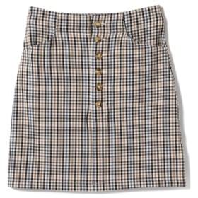 GHOSPELL / True Axis Mini Skirt レディース ミニスカート MULTI M