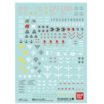 ガンダムデカール No.107 機動戦士ガンダムUC汎用(1)(再販)[BANDAI SPIRITS]《在庫切れ》