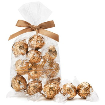 リンツ Lindt チョコレート チョコ スイーツ ギフト リンドール ファッジスワール 10個入り