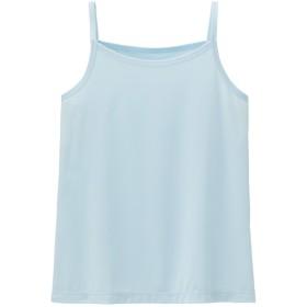 (GU)GIRLSGUドライストレッチキャミソール LIGHT BLUE 150