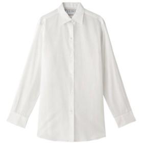 THIRD MAGAZINE サード マガジン 【コラボ】オーガンジーシャツ ホワイト
