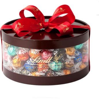 リンツ Lindt チョコレート チョコ スイーツ ギフト リンドールギフトボックス100個入り/11種