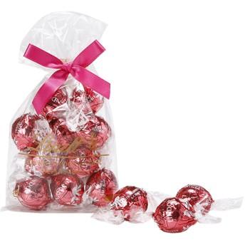 リンツ Lindt チョコレート チョコ スイーツ ギフト リンドール・ストロベリー&クリーム10個入り
