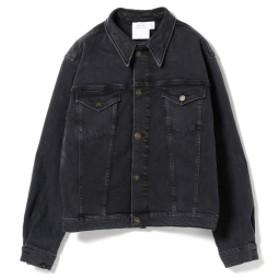 Calvin Klein Jeans ESTABLISHED.1978 / トラッカージャケット メンズ デニムジャケット BLACK STONE L