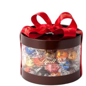 リンツ Lindt チョコレート チョコ スイーツ ギフト お中元 リンドールギフトボックス50個入り/9種