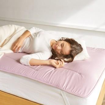 セミダブル(魔法の敷き寝具シリーズ しっかり綿ツイル 敷きマット) 675703