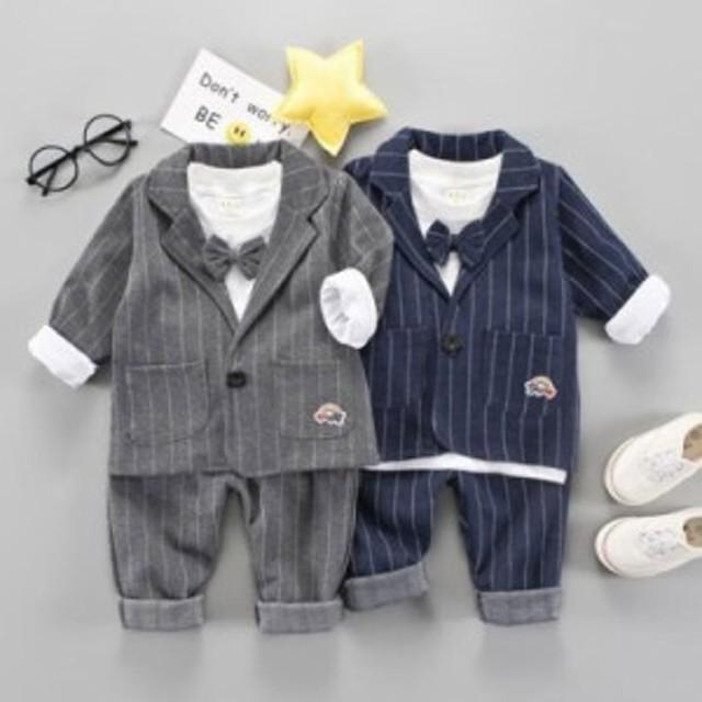 子供服 フォーマル 男の子 子供 キッズ フォーマル スーツ ベビー 赤ちゃん 子供スーツ フォーマルスーツ 上下セット