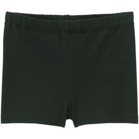 (GU)GIRLSオーバーパンツ BLACK 140
