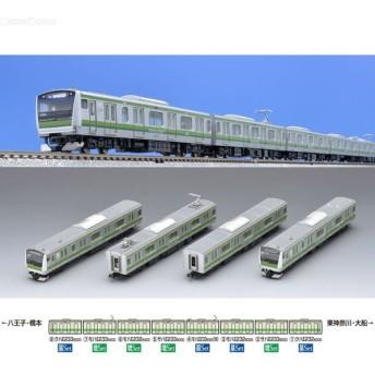 『新品即納』{RWM}(再販)92536 JR E233-6000系通勤電車(横浜線)増結セット(4両) Nゲージ 鉄道模型 TOMIX(トミックス)(20170429)