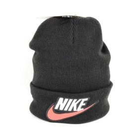 SUPREME(シュプリーム)×NIKE ナイキ 18AW Logo Beanie ロゴビーニー ニット帽 e82b5734ed95