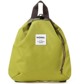 hellolulu / PIPER キッズ リュック・バックパック LIME GREEN ONE SIZE