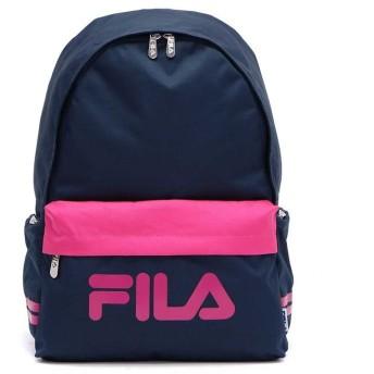 ギャレリア フィラ リュック FILA スターリッシ B4 7494 ユニセックス ネイビー系2 F 【GALLERIA】