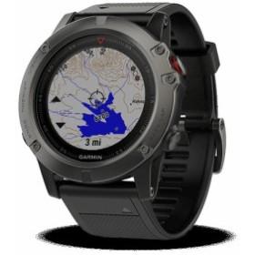 ガーミン 腕時計 GMN010-01733-13 フェニックス5Xサファイヤ GPSウォッチ リストウォッチ トレッキングログ コンパス 高度計 マラソン