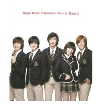 花より男子〜Boys Over Flowers ブルーレイ−BOX1(Blu−ray Disc)/ク・ヘソン,イ・ミンホ,神尾葉子(原作)