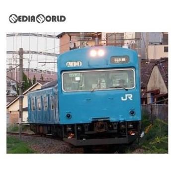 『新品即納』{RWM}50609 JR103系(羽衣線・HL101編成タイプ)3両編成セット(動力付き) Nゲージ 鉄道模型 GREENMAX(グリーンマックス)(20181129)