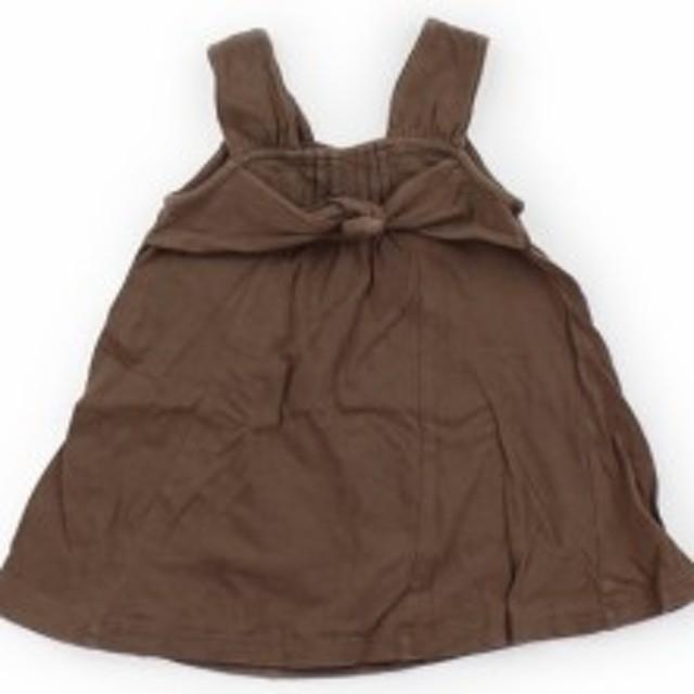 30f8ae4073977 ハッカ HAKKA チュニック 90サイズ 女の子 USED子供服・ベビー服 ...