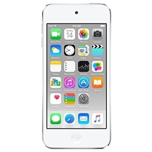 Apple iPod touch 16GB MKH42J/A シルバー 第6世代 (送料無料)