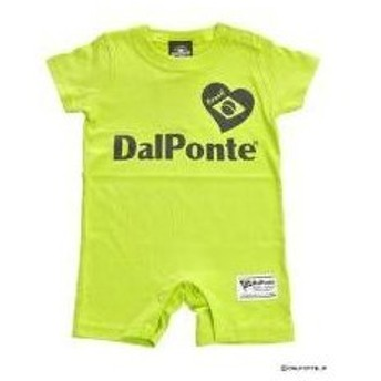 DALPONTE(ダウポンチ) ロンパース ベビー DPZ68-LGRN