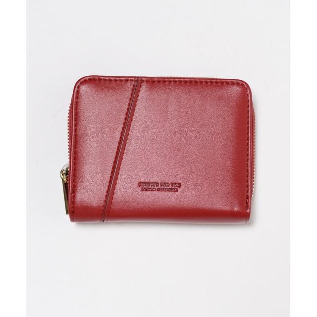 a434368b99ee 二つ折り財布 - ShopNikoNiko 春新作 シンプルミニウォレット 小物 財布 ウォレット ミニ財布 ミニ