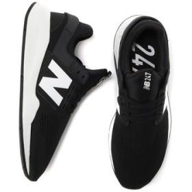 New Balance 「MS247EB」スニーカー メンズ ブラック