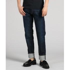 REPLAY 「ロナスSLIM」ストレッチジーンズ メンズ 濃加工色