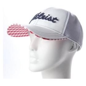 タイトリスト Titleist レディース ゴルフ キャップ ウィメンズ メッシュキャップ 9LCS 9683277645