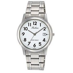 CITIZEN シチズン時計 Q&Q 腕時計 ファルコン(日付つき) D010-204