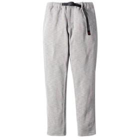 グラミチ(GRAMICCI) メンズ クールマックスニットNNパンツタイトフィット COOLMAX KNIT NN-PANTS TIGHT FIT ヘザー グレー GMP-19S019 ロングパンツ 長ズボン