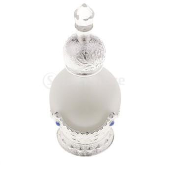 詰め替え式15mlビンテージガラスの空の香水スプレーのびんの噴霧器