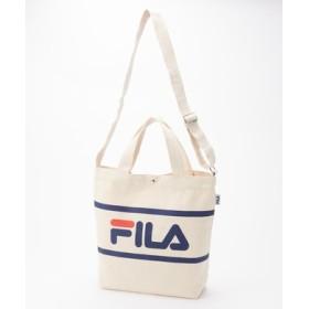 FILA 2wayショルダートートバッグ オフシロ