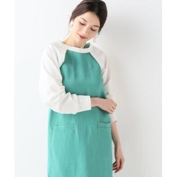イエナ THE DALLAS ARM LONG Tシャツ レディース ホワイト フリー 【IENA】