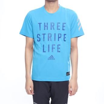 アディダス adidas メンズ 野球 半袖Tシャツ 5T TYPO T 3ST DU9576