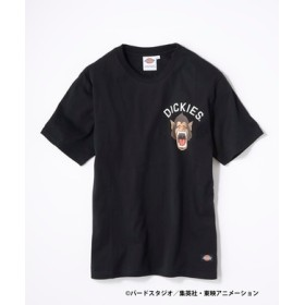 Dickies 【WEB限定】ドラゴンボールコラボTシャツ メンズ ブラック