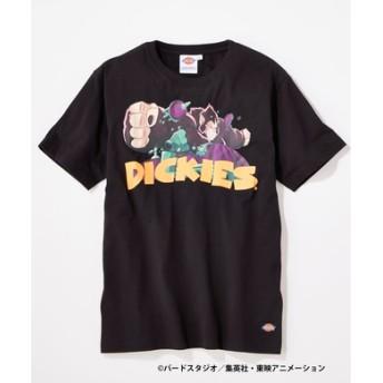 Dickies 【WEB限定価格】ドラゴンボールコラボTシャツ メンズ ブラック
