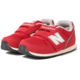 New Balance / IV996 NEW カラー KIDS 19(12~16.5㎝) キッズ スニーカー RED 13.5