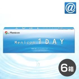 【送料無料】メニコンワンデー 6箱 1日/1day/ワンデー/ コンタクトレンズ /メニコン