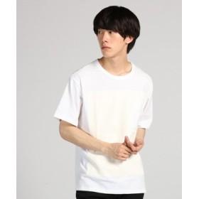 Lee 【WEB限定】ルーズフィットポケットTシャツ メンズ ホワイト