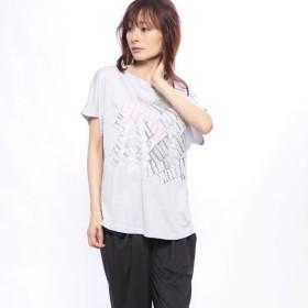 ティゴラ TIGORA レディース フィットネス 半袖Tシャツ TR-3F2019TS