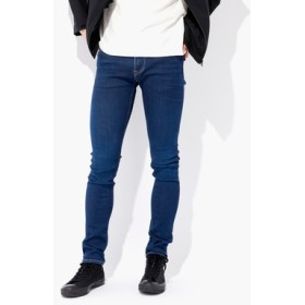 REPLAY 「ANBASS SLIM」レギュラーフィットデニムパンツ メンズ 濃加工色